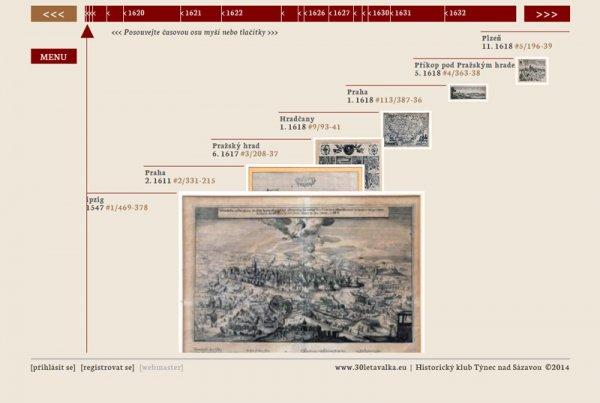 Archiv historických rytin