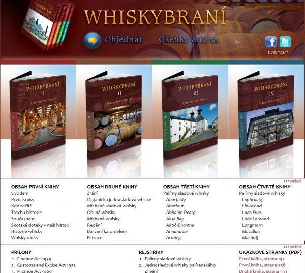 Produktový web
